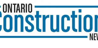 Ontario Construction News logo