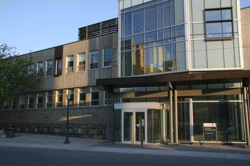 queens university duncan macdonald hall