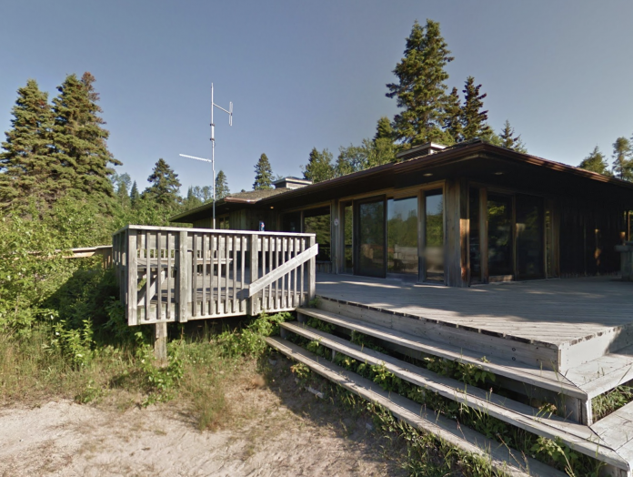 Pukaskwa National Park Visitor Center