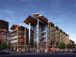 st lawrence market north building rendering