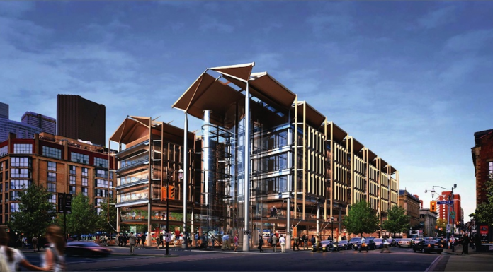 st lawrence market north building rendering