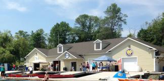 welland boathouse