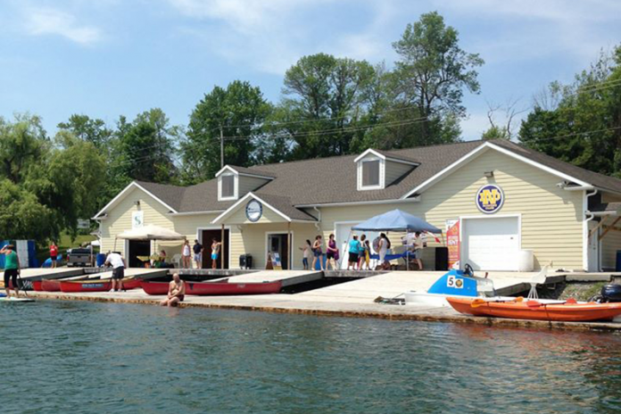 welland boathouse