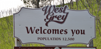 west grey municipality