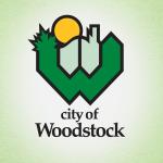 city of woodstock logo