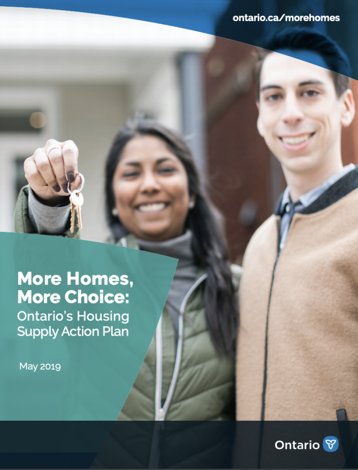 housing supply action plan cover
