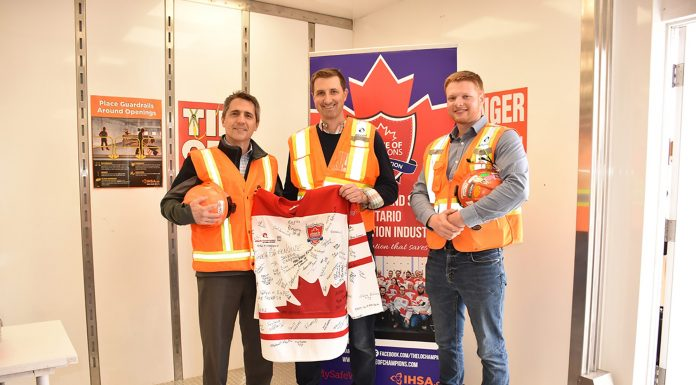 Alberici safety event