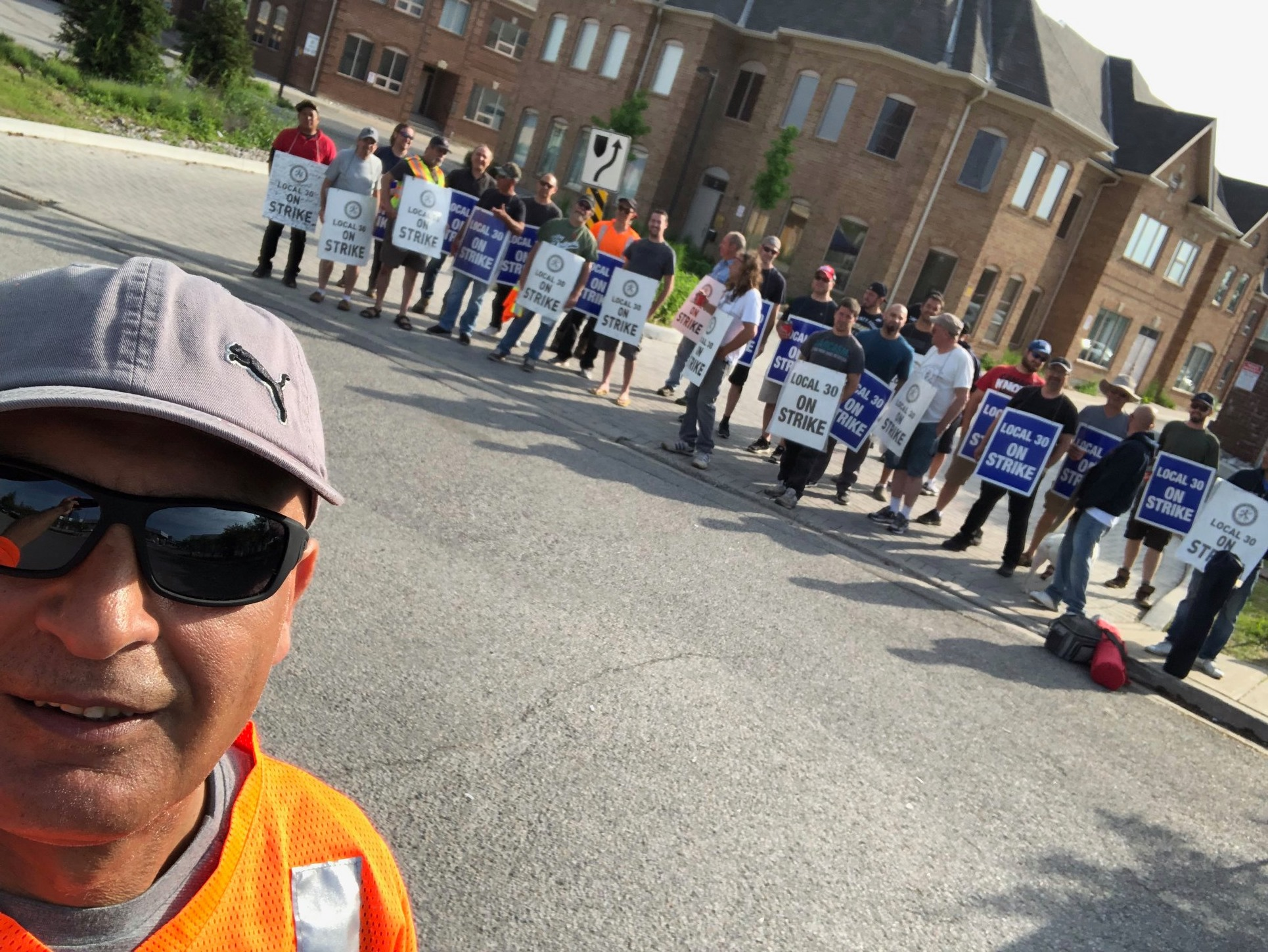 Sheet Metal Workers Strike Continues As Negotiations End