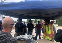 sheet metal workers local 30 picketing