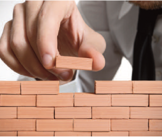 building bricks ana