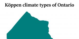 ontario climate zones