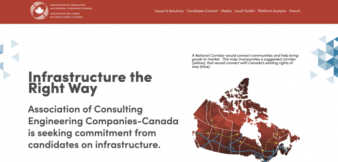 "Consulting engineering sector champions ""Infrastructure the"