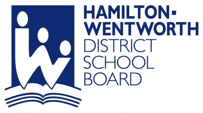 hamilton wentworth school logo