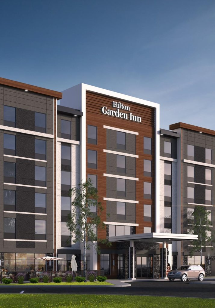 20 Million Hilton Garden Inn Under Construction In Sudbury