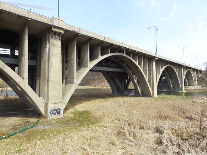 Teams shortlisted to submit RFP for QEW/Credit River project