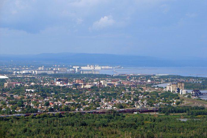 Thunder Bay skyline