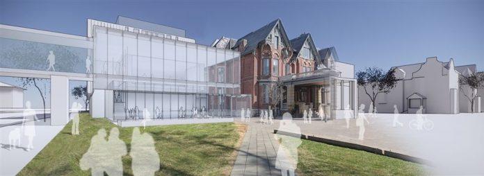 Bracksome Hall rendering