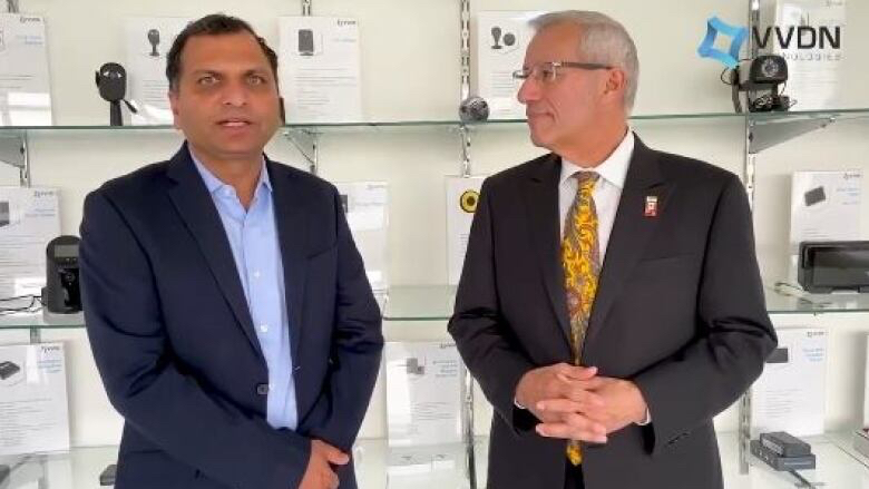 Ontario trade mission to India wraps up: High tech business