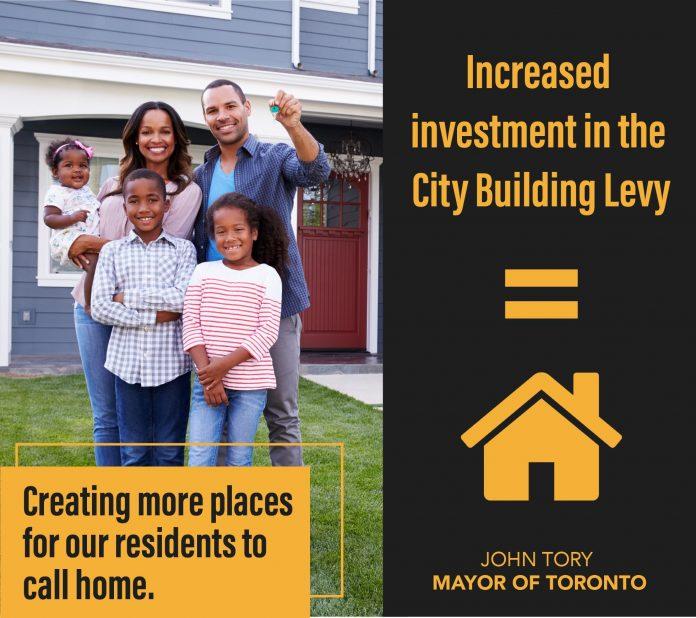 city building levy