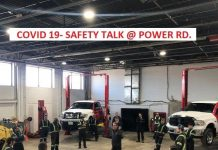 covid 19 safety talk