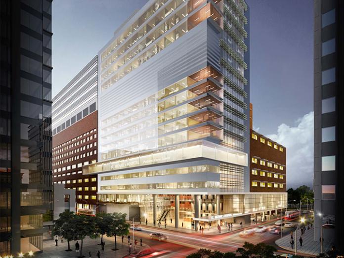 St. Michaels Hospital Redevelopment