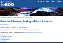 simcoe county edo website