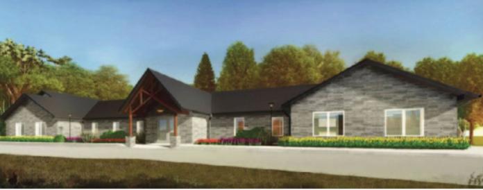 Tomkins house rendering