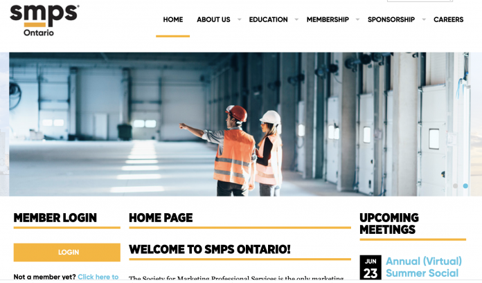 smps ontario web page