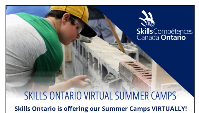 skills ontario camps