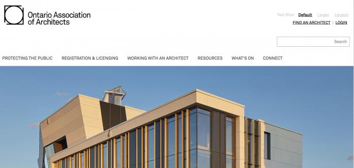 new oaa website
