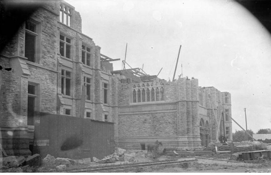 museum construction