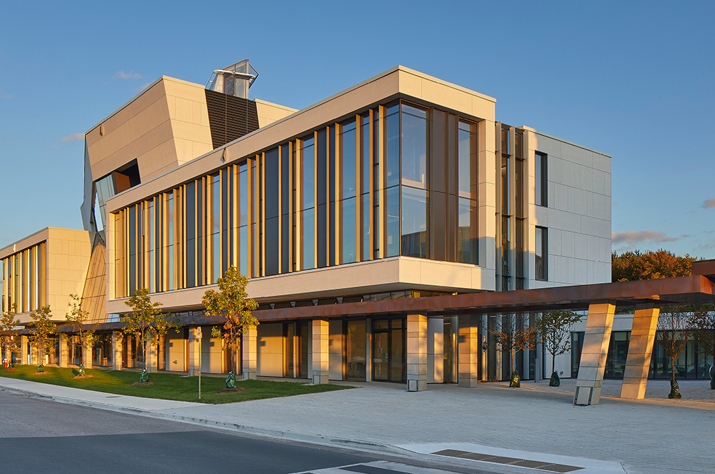 The Rob and Cheryl McEwen Graduate Study & Research Building, Schulich School of Business