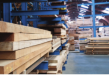 lumber warehouse