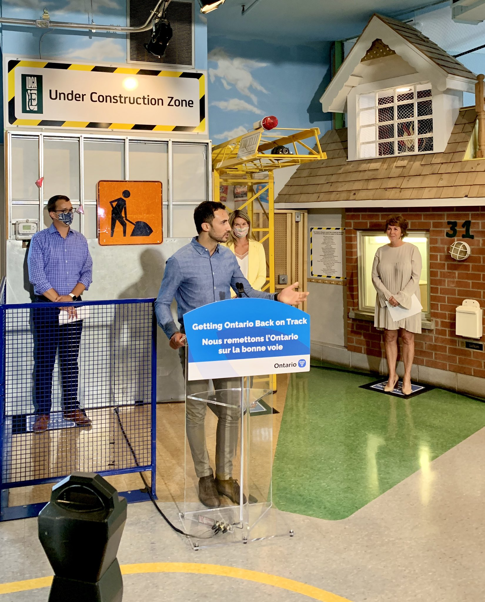 skilled trades announcement