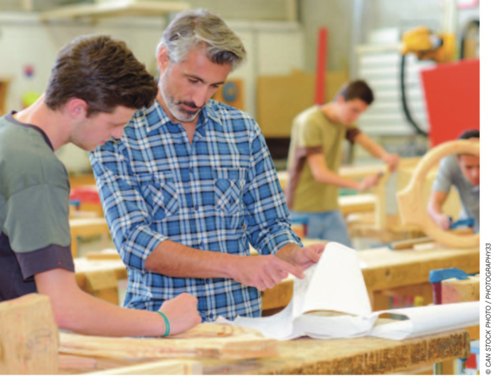 woodworking training