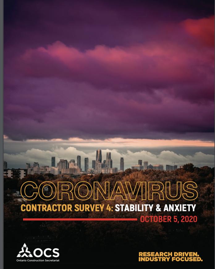 ocs covid survey cover