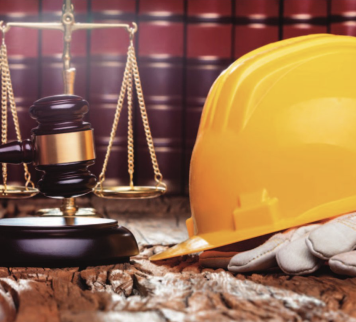 construction law stockimage
