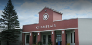 champlain township hall