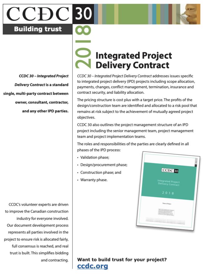 ccdc 30 contrat info