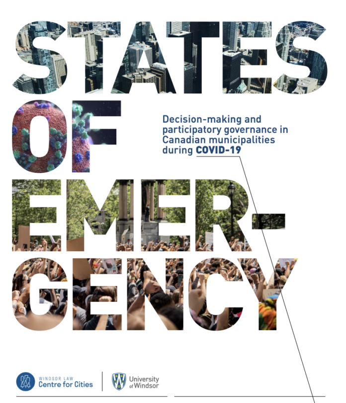states of emergency cover