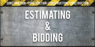 estimating and bidding