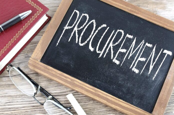 procurement stock image