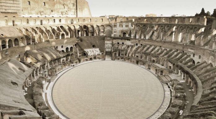 Rome floor 1