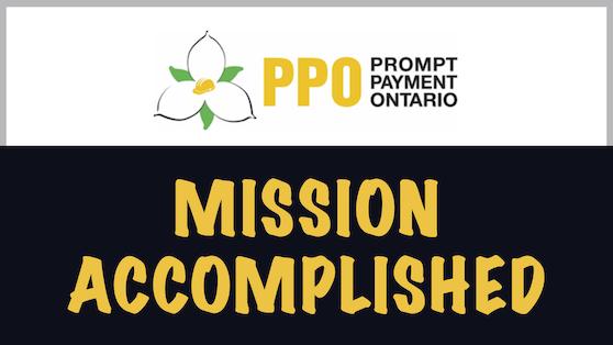 ppo mission accomoplished
