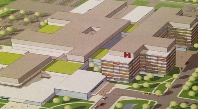 windsor hospital site plan