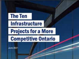 orea infrastructure report cover