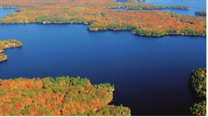 great lakes stock photo