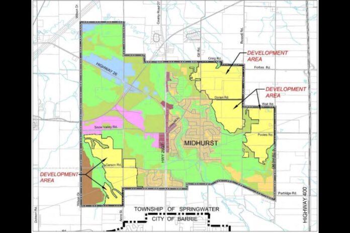 midhurst map