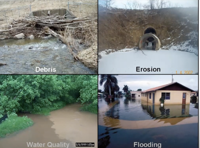 barrie stormwater issues
